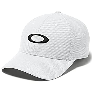 Oakley Men s Golf Ellipse Hat White U