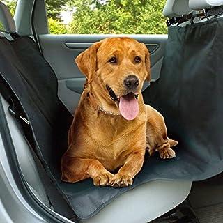 Pet Car Back Seat Cover Dog Cat Waterproof Hammock Protector Mat Blanket