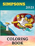 Simpsons: High-quality coloring book. Peppa's and friends ad