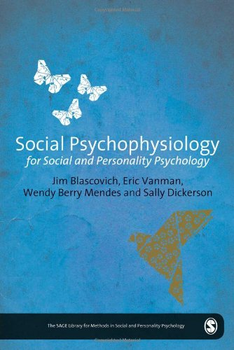 Social Psychophysiology for Social and Personality Psychology (The SAGE Library of Methods in Social and Personality Psychology)の詳細を見る