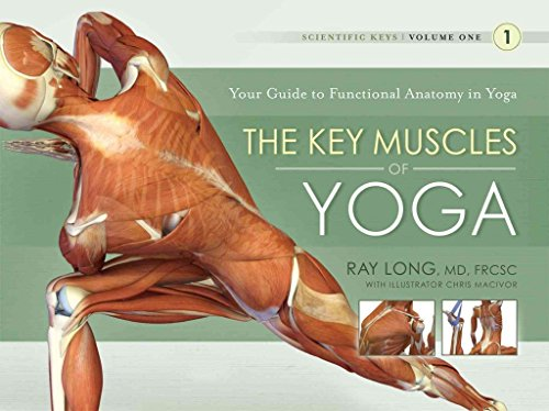 [Key Muscles of Yoga: Your Guide to Functional Anatomy in Yoga] (By: Ray Long) [published: November, 2009]