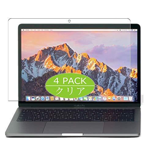 VacFun 4 Piezas Claro Protector de Pantalla, compatible con MacBook Pro 13...