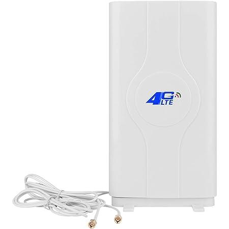 Netvip 4g Lte Antenne 35dbi 2 X Sma Stecker Mimo Sma Elektronik
