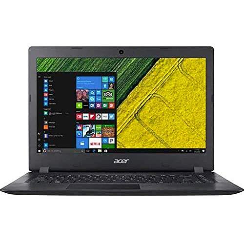 """Acer Aspire 1 A114-32-C3N0 14"""" LCD Notebook - Intel Celeron N4000 Dual-core (2 Core) 1.10 GHz - 4 GB DDR4 SDRAM - 64 GB Flash Memory - Windows 10 64-bit - 1366 x 768 - Obsidian Black - Intel UHD"""