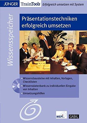 Präsentationstechniken - erfolgreich umsetzen [import allemand]