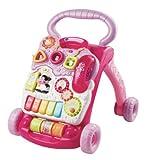 VTech Baby 80-077054 - Spiel und Laufwagen, Normalverpackung, rosa