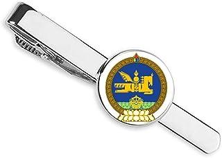 ربطة عنق بشعار منغوليا الوطني شريط أعمال