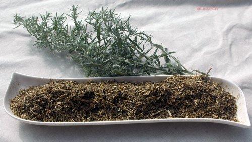 Naturix24 – Wermuttee, Wermutkraut geschnitten – 1 Kg Beutel