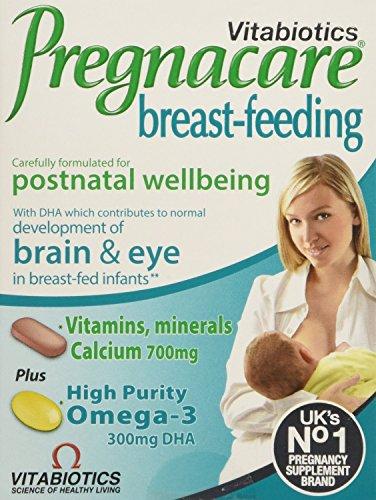 Vitabiotics Pregnacare Breastfeeding - 56 Tabs/ 25 Caps