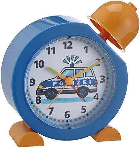 TFA Tat/ü-Tata 60.1011.05 Alarm Clock with Fire Engine Siren 130 x 52 x 133 mm for Children