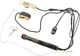 tonalit/à LR Baggs elemento VTC Microfono piezo a sillet//pre-Amplificatore jack con controllo di volume