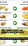 Cmo cambiar su dieta: Elija alimentos ricos en nutrientes