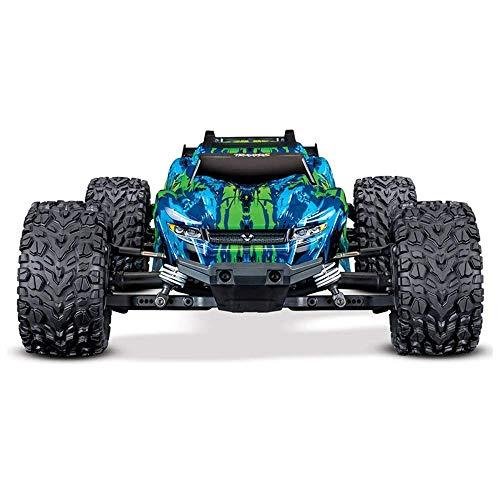 RC Auto kaufen Truggy Bild 5: Traxxas Rustler 4x4 VXL Brushless 1:10 RC Modellauto Elektro Truggy Allradantrieb (4WD) RTR 2,4 GHz*