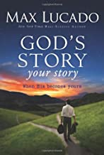 max lucado god's story your story