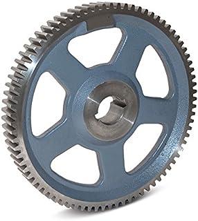 Boston Gear GA66B Plain Change Gear 14.5 Degree Pressure Angle 66 Teeth Cast Iron 0.625 Bore 20 Pitch 0.625 Bore