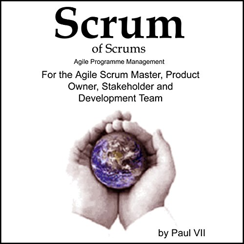Scrum of Scrums audiobook cover art