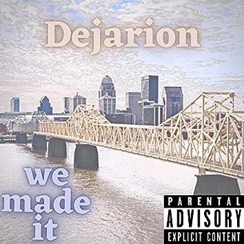 We made it (radio edit)