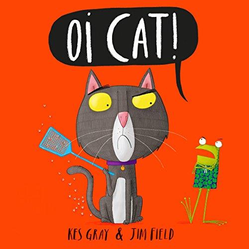Oi Cat! cover art