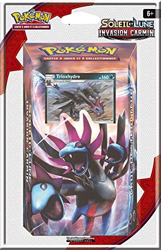 Asmodee - POST33 - Blister Starter Pokémon Sl4