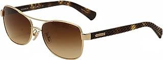 Women's HC7054 Sunglasses Light Gold/Dark Tortoise/Brown...