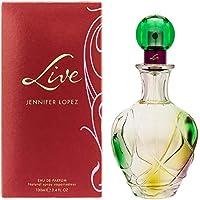 Live By Jennifer Lopez For Women. Eau De Parfum Spray 3.4 Oz.