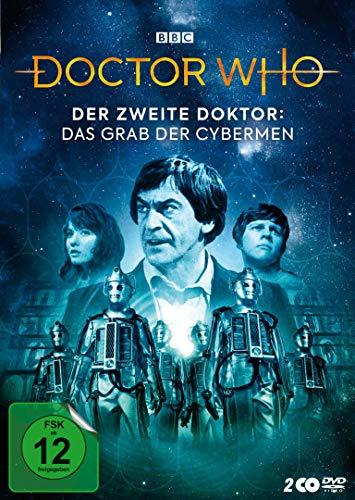 Der zweite Doktor: Das Grab der Cybermen (2 DVDs)