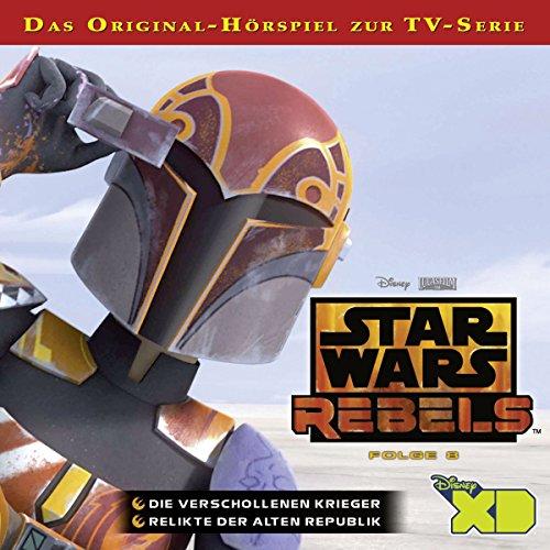 Folge 8 (Die verschollenen Krieger & Relikte der Alten Republik)