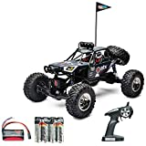 Rc Car for Boy Toy,1:12 Scale 4x4 Remote Control Truck 35KM/H+ High Speed Off-Road for Adults 2.4Ghz Racing Drift Monster Electric Fast Rock Climber with LED Light