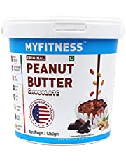 MYFITNESS Chocolate Peanut Butter 1250g (1250g (Single Unit))
