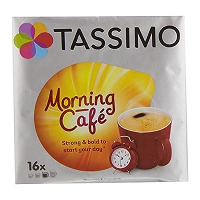 Tassimo Morning Cafe 48 T-Discs(3 Packs)New