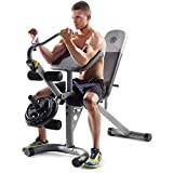 Icon Health & Fitness, Inc. Gold's Gym GGBE19615 XRS 20 Utility Bench