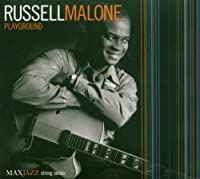 Playground by Russell Malone (2004-04-06)