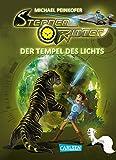 Sternenritter 8: Der Tempel des Lichts: Science Fiction-Buch der Bestseller-Serie für Weltraum-Fans ab 8 Jahren (8)