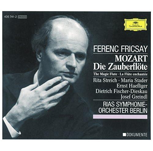 Rita Streich, Maria Stader, Ernst Haefliger, Dietrich Fischer-Dieskau, Josef Greindl, Rias Symphony Orchestra Berlin & Ferenc Fricsay