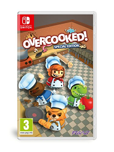 Overcooked - Nintendo Switch [Importación italiana]