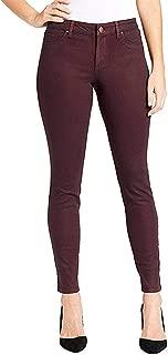 Ladies' Coated Skinny Jean