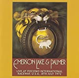 Emerson, Lake & Palter - Live At Pocono International (2 LP-Vinilo)