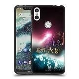 Head Case Designs Officiel Harry Potter Dumbledore Vs Voldemort Order of The Phoenix II Coque Noir...