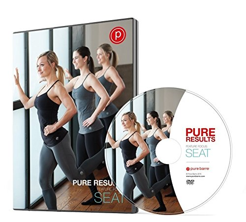 Pure Barre - Pure Results Feature Focus: SEAT DVD (2015)