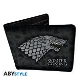 ABYstyle - GAME OF THRONES - Portefeuille 'Stark' – Vinyle