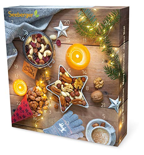 Seeberger Adventskalender 2020, 1er Pack (1 x 510 g)