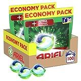 Ariel Pods Allin1 Detergente Lavadora Cápsulas, 100 Lavados (2 x 50), Ultra Oxi