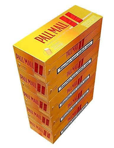 Zigarettenhülsen Pall Mall Allround Full Flavor Extra 1.000 Stück