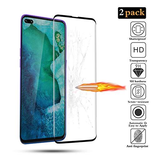 GoodcAcy[2-Pack Protector Pantalla Samsung Galaxy S20, Cristal Templado,Vidrio Templado con[9H Dureza][Alta Definicion][Garantía de por Vida] para Samsung Galaxy S20