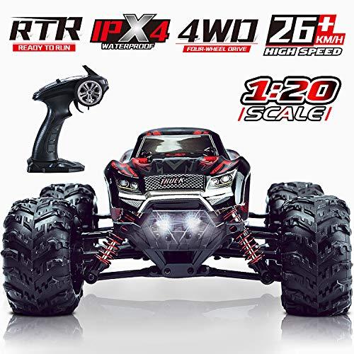 Coche teledirigido 4WD Lukat escala 1:20 RC Auto Offroad vehículo eléctrico 2,4...