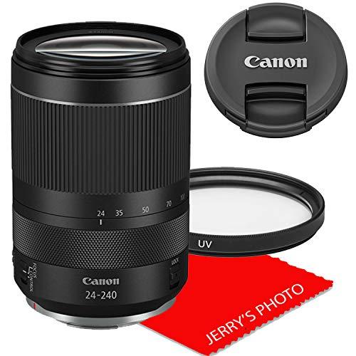 Canon RF 24-240mm f/4-6.3 is USM Lens-(White Box)