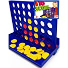 4 to Score Board Connect Game for Kids Classic Original Four in a Row Gaming Family Chess Games Set