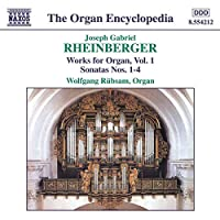 Works for Organ-Vol. 1