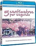 5 Centimetros Por Segundo - Bd (2) [Blu-ray]