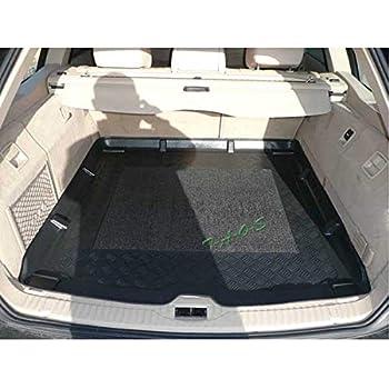 Utilisation*: Toutes Les Versions Bac de Protection Antiderapant cod MTM Tapis de Coffre Serie 5 E39 8000 Touring 1997-2004 sur Mesure
